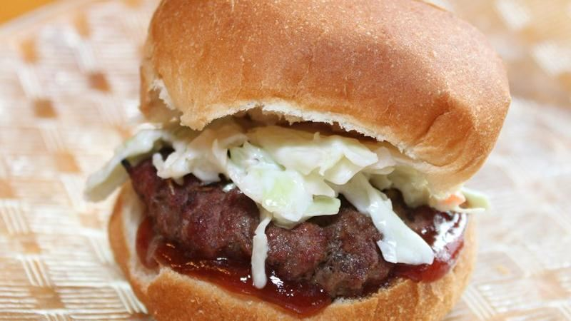 Grilled Memphis-Style Sliders