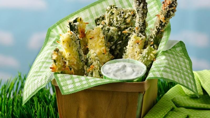 Green Garden Fries