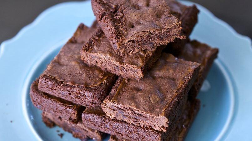 Whole Grain Brownies | QueRicaVida