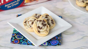 Chocolate-Cream Cheese Pinwheel Cookies