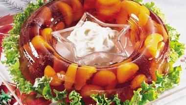 Cranberry-Orange Gelatin Salad
