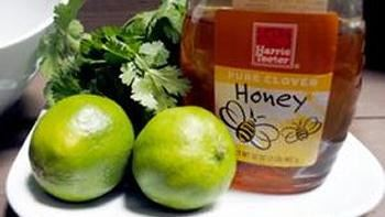 Honey Lime Cilantro Marinade