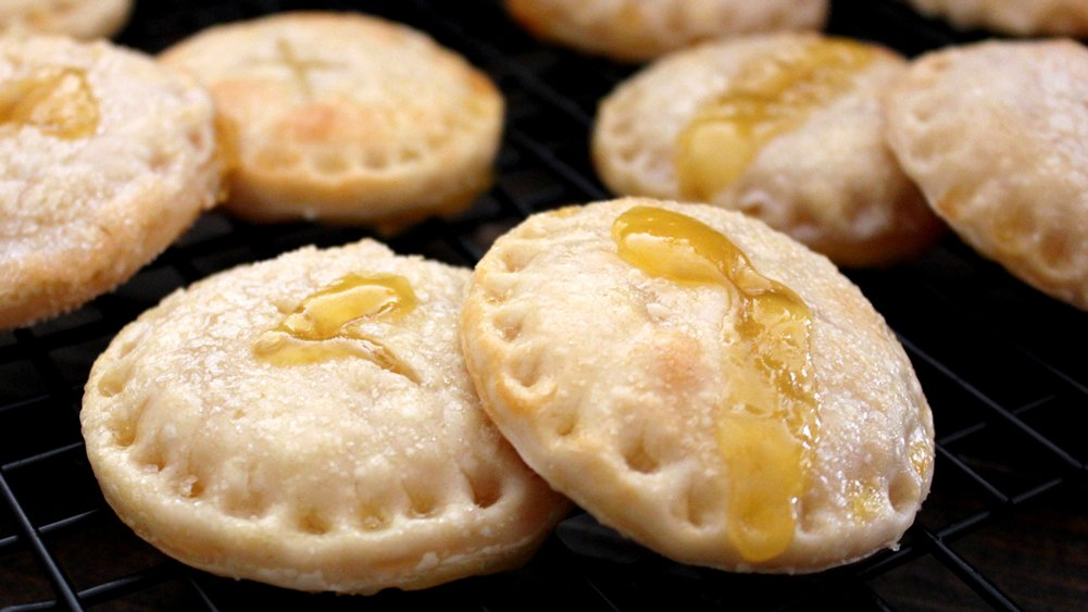 Lemonade Pie Cookies