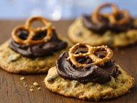 Beer and Pretzel Chocolate Chip Cookies