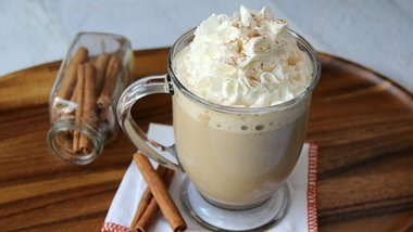 Slow-Cooker Pumpkin Latte
