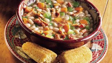 Ham and Split Pea Soup