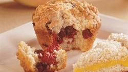 Berry Best Muffins