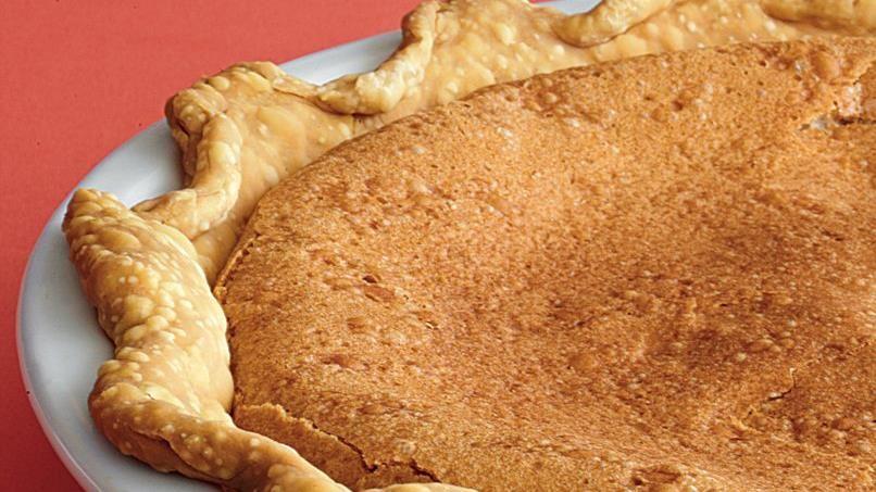Butterscotch-Brown Sugar Pie