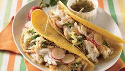 Quick Grilled Fish Tacos