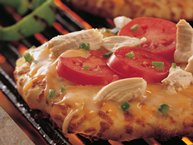 Chicken Pizza Mexicana