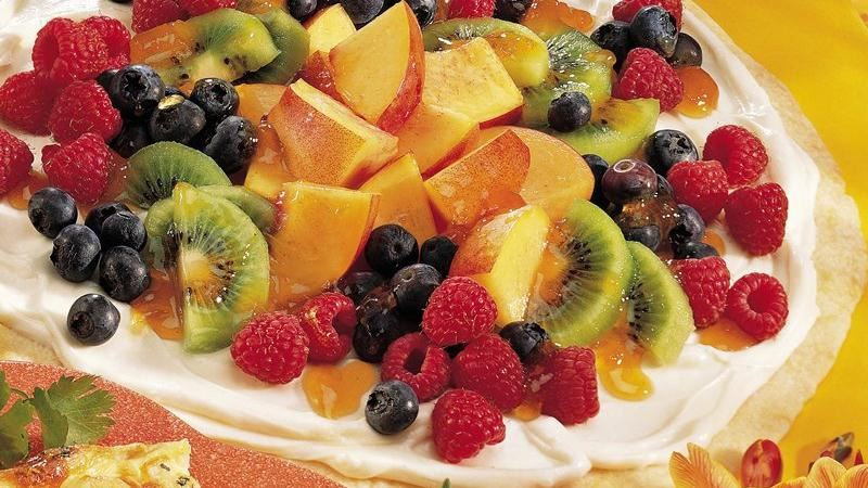 Mixed-Fruit Tart