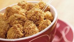 Nuggets de pollo sencillos