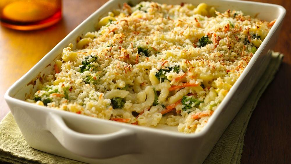 Lickety Split Alfredo Style Mac and Cheese recipe from ...
