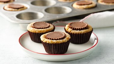 Easy Peanut Butter Cookie Cups
