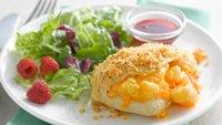 Vegetable Stuffed Chicken Breasts