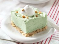 Cool and Creamy Key Lime Dessert
