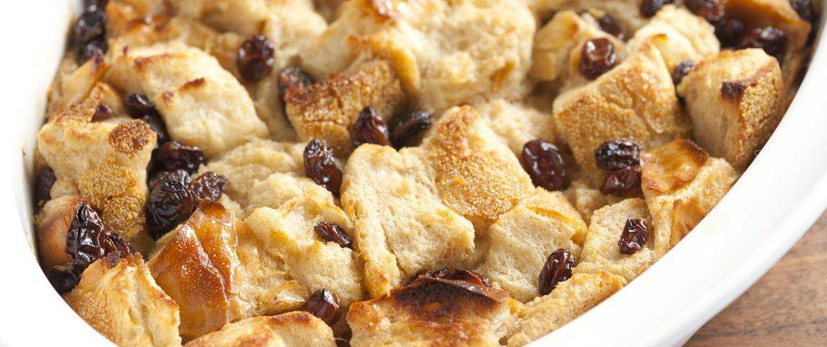 Old-Fashioned Bread Pudding recipe from Betty Crocker