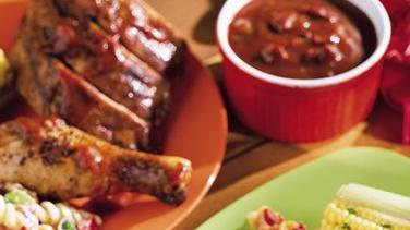 Ancho Chile Barbecue Sauce