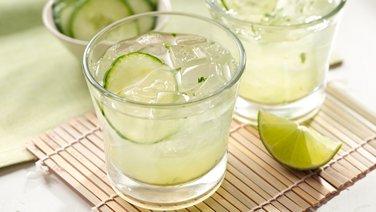 Cucumber Cilantro Margarita