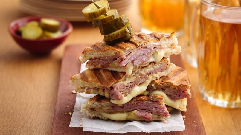 Game Day Cuban Sandwiches