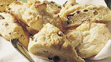 Orange-Currant Scones