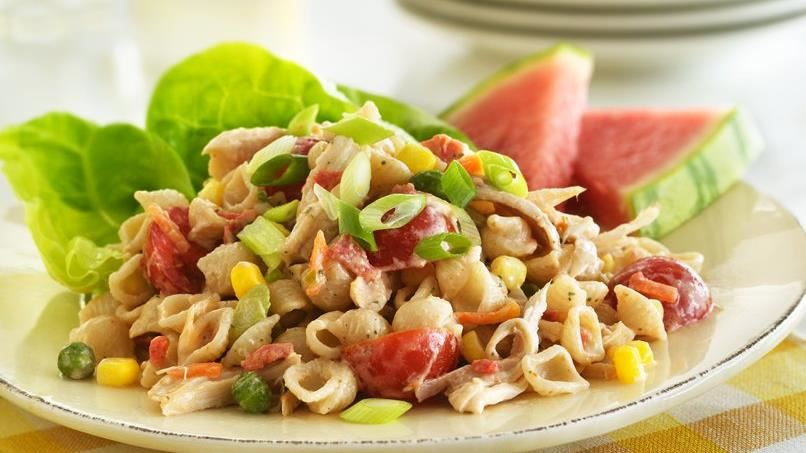 Smoky BBQ Chicken Salad