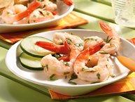 Easy Italian Marinated Shrimp