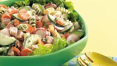 Rainbow Veggie Salad