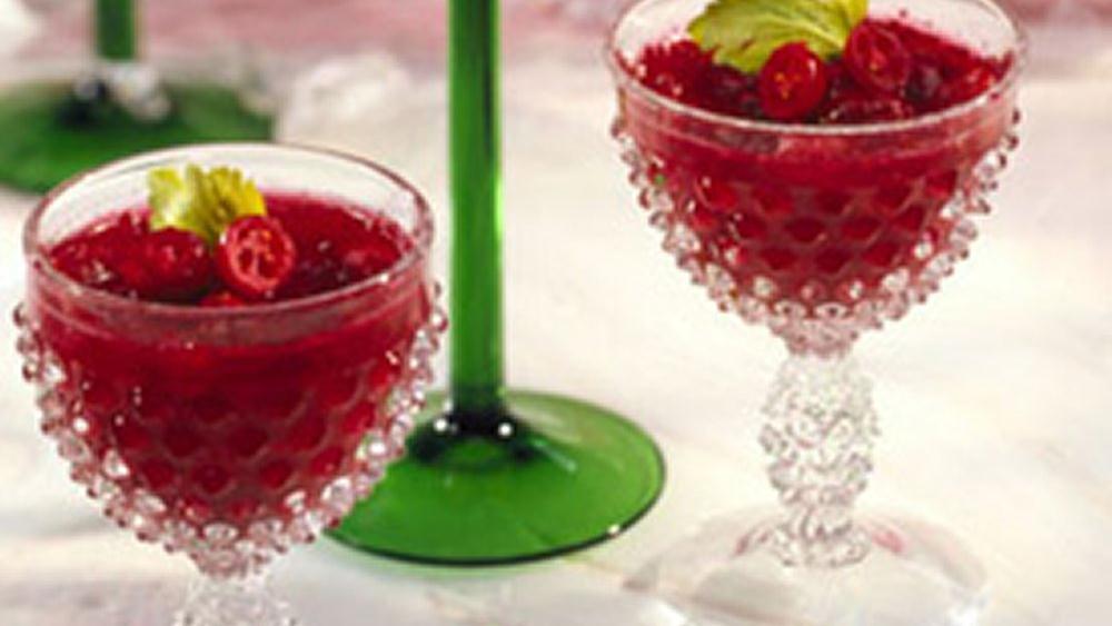 Classic Cranberry Gelatin