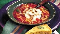 Italian Soup Gift Basket