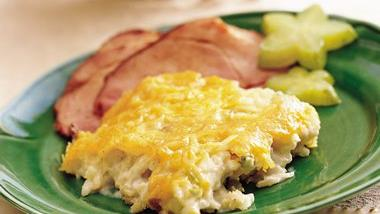 Hash Brown Potato Bake