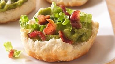 Guacamole Biscuit Bites