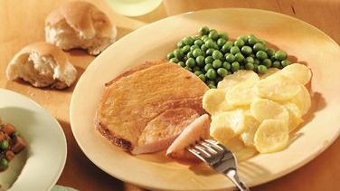 Honey Mustard Ham Slice