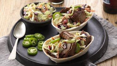 Beef Brisket Taco Boats™