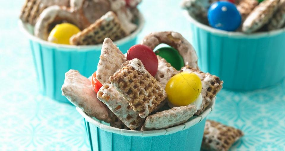 Chocolate Chex™ Marshmallow Clusters