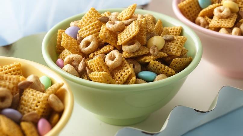 Honey Nutty Chex® Mix