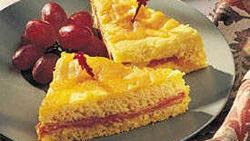 Mini Ham and Cheese Sandwiches