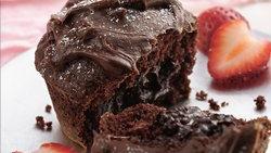 Molten Chocolate Cupcakes