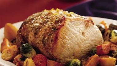 Harvest Time Pork Roast