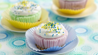 FroYo Cupcakes