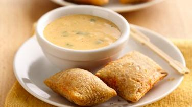 Zesty Cheese Dip and Pizza Rolls®