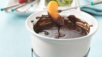 Dark Chocolate Espresso Fondue