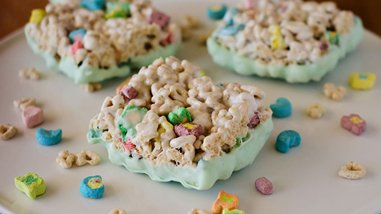No-Bake Lucky Charms™ Treats