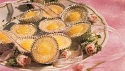 Miniature Lemon Cheese Tarts