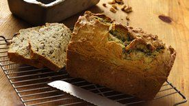 Gluten-Free Easy Banana Bread