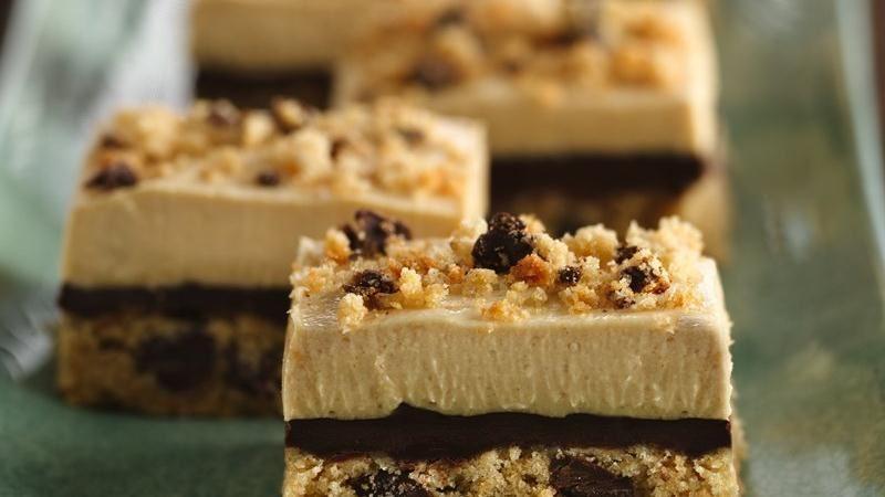 Gluten-Free Chocolate Peanut Butter Layer Bars