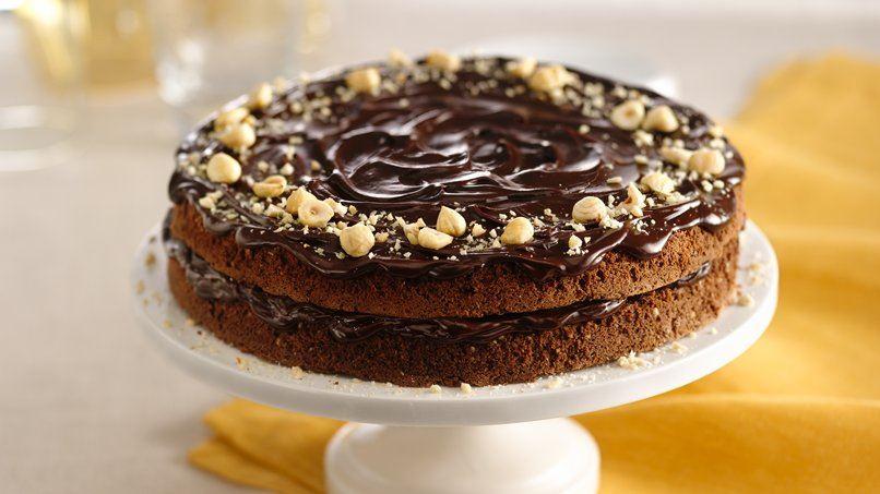 Chocolate Truffle Torte