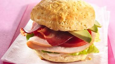 Grands!® Turkey-Avocado BLT