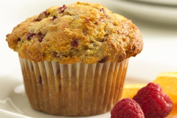 Raspberry Orange Corn Muffins | General Mills Convenience and ...