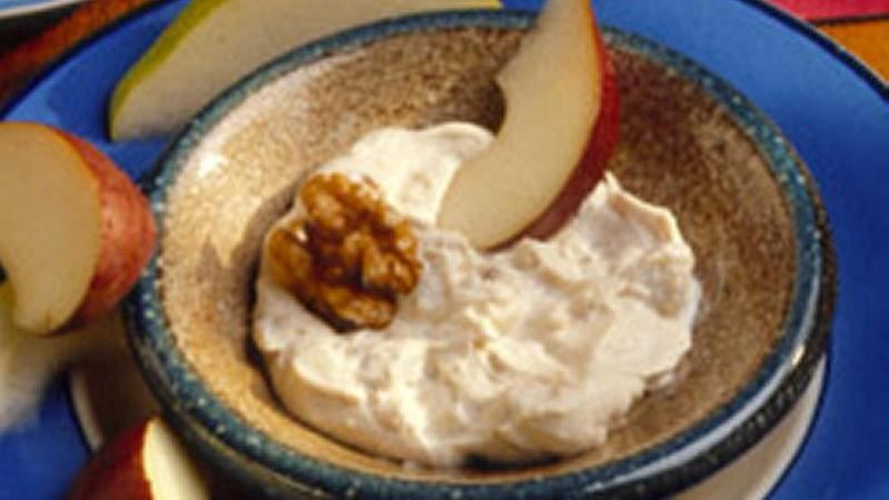 Maple-Nut Cheese Spread